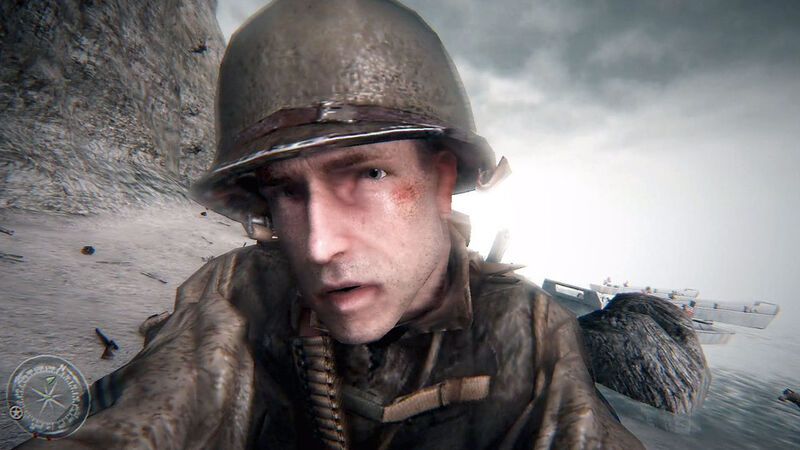 Call of Duty: WW2 leak