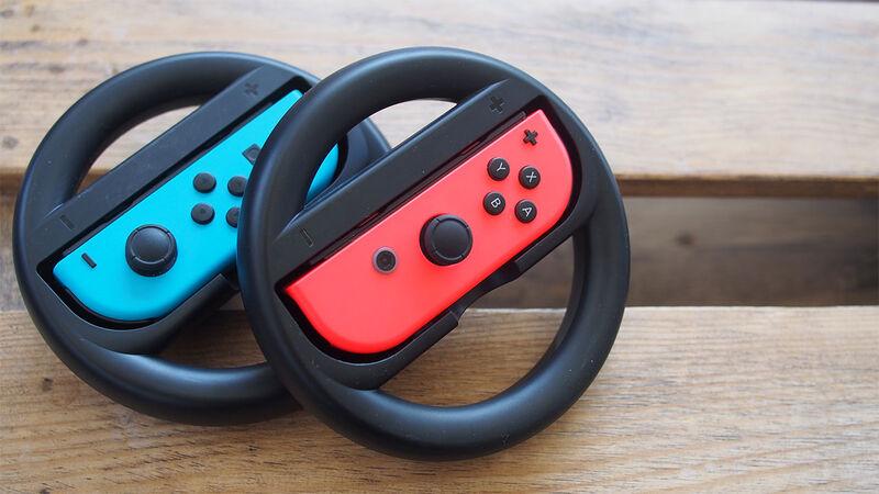 Nintendo Switch Joy-Con Wheels