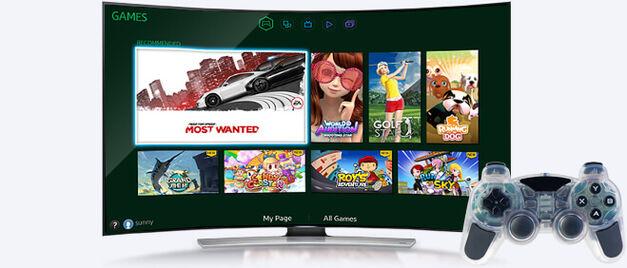 Smart-TV-Games