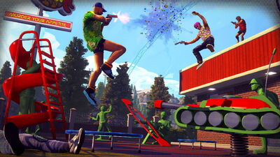 'Radical Heights' is More 'Fortnite' Than 'PUBG'