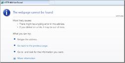 Windows Internet Explorer 2007-2009