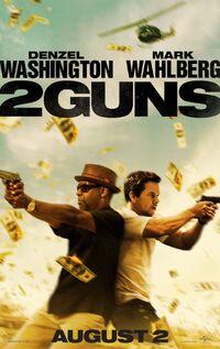 2 Guns teaser poster