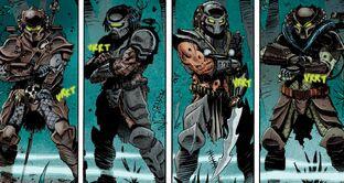 Predator clan