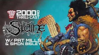 The 2000 AD Thrill-Cast Sláine The Horned God