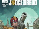 Judge Dredd (IDW) Number 1