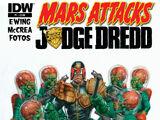 Mars Attacks Judge Dredd!