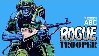 The 2000 AD ABC 76 Rogue Trooper