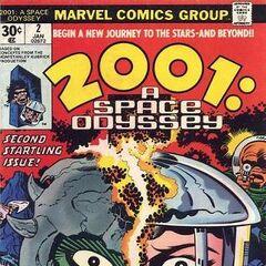<i>2001: A Space Odyssey</i> #2