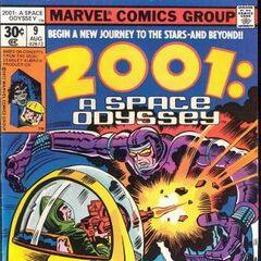 <i>2001: A Space Odyssey</i> #9