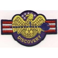 Discovery 1 mission insignia