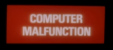 HAL Malfunction