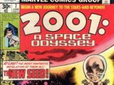 2001: A Space Odyssey Issue 7