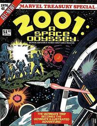 The 2001 comic book