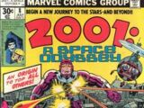 2001: A Space Odyssey Issue 8