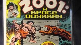 2001 A Space Odyssey 1 - (1976) (FN)