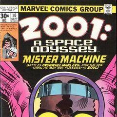 <i>2001: A Space Odyssey</i> #10