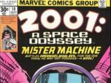 2001: A Space Odyssey Issue 10