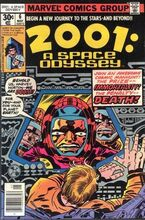 2001 A Space Odyssey 6 comic
