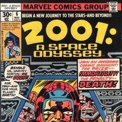 <i>2001: A Space Odyssey</i> #6