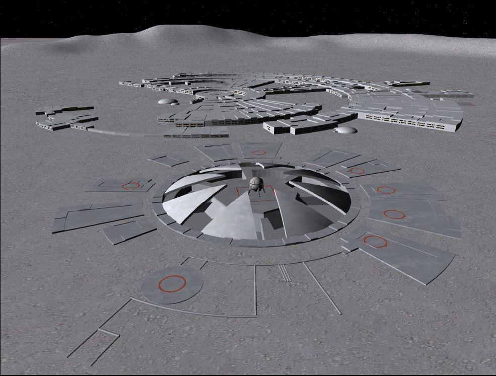 Clavius Base | 2001: A Space Odyssey Wiki | FANDOM powered by Wikia