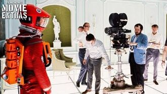 "2001 A SPACE ODYSSEY - 50th Anniversary ""Standing on the Shoulders of Kubrick"" Mini Documentary"
