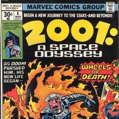 <i>2001: A Space Odyssey</i> #4
