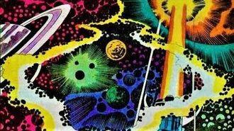 2001 A Space Odyssey Pt.2 Jack Kirby Marvel Comics