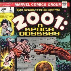 <i>2001: A Space Odyssey</i> #1