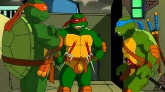 Teenage Mutant Ninja Turtles - Season 1 Episode 10 - The Shredder Strikes (Part One)