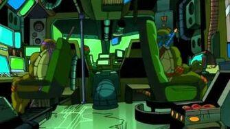 Teenage Mutant Ninja Turtles - Season 1 - Episode 9 - Garbageman
