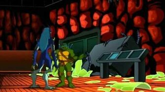 TMNT S01E14 Notes from the Underground Part 2