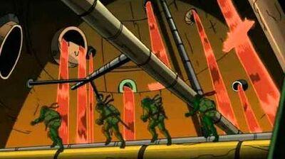 Teenage Mutant Ninja Turtles - season 1 episode 2 - A Better Mousetrap