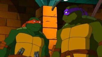 Teenage Mutant Ninja Turtles - Season 1 - Episode 7 - The Way of Invisibility