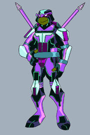 BTTS Cyber Armour Donatello by Fishy716