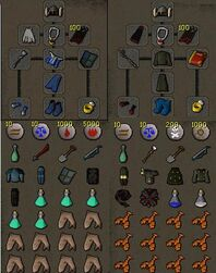Barrows Setup