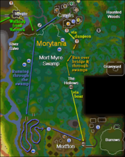 Barrows location