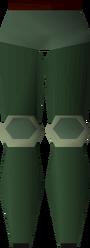 Adamant platelegs (t) detail