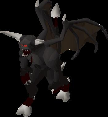 Black demon | Old School RuneScape Wiki | FANDOM powered by Wikia