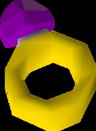 Dragonstone ring detail