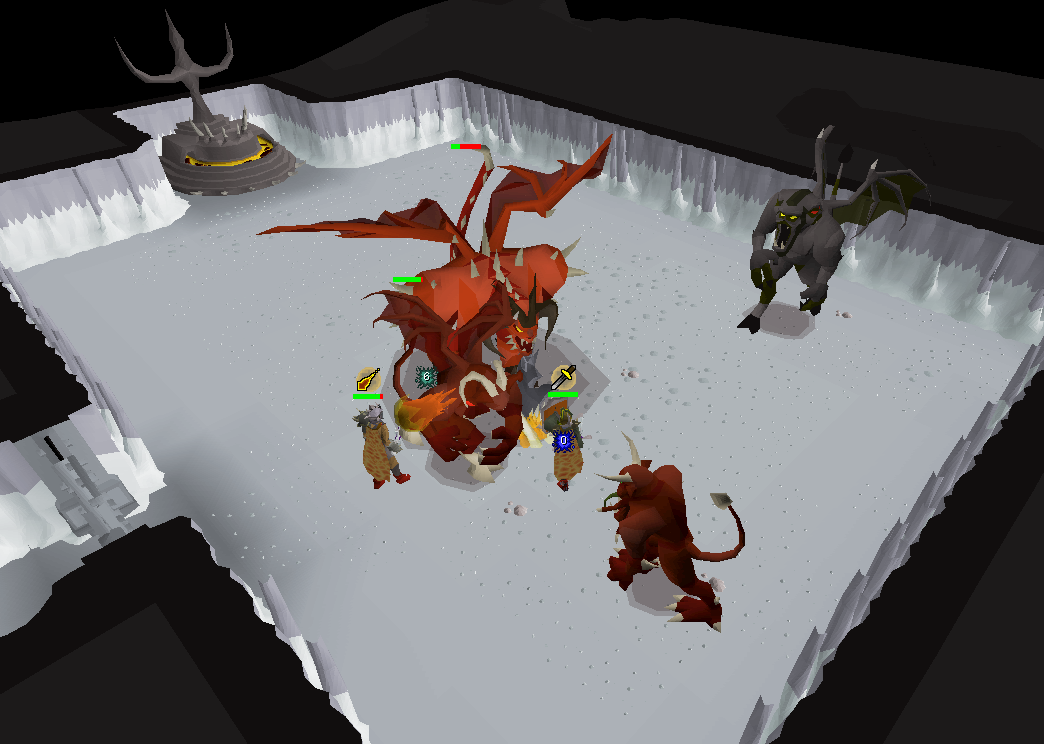 K'ril Tsutsaroth/Strategies | Old School RuneScape Wiki