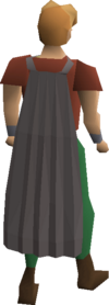 Fremennik grey cloak equipped