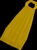 Fremennik yellow cloak detail