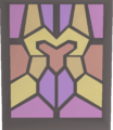 Stained glass (Zamorak) built.png