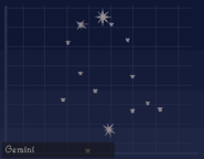 Star Chart Viewer Gemini
