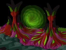 Abyssal portal