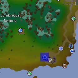 Mining tutor location