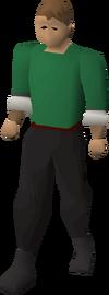 White cuffs (male)