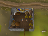 Cryptic clue - oziach edgeville