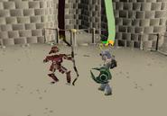 Fighting Skeleton Champion