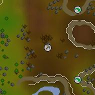 Arandar mine map